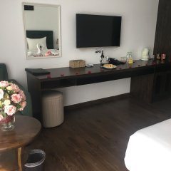 Moonstone Hotel Далат удобства в номере фото 2