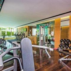 Отель Wyndham Sea Pearl Resort Phuket фитнесс-зал фото 3