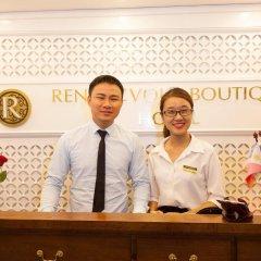Hanoi Rendezvous Boutique Hotel интерьер отеля фото 2