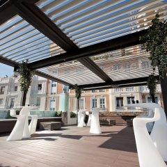 Отель Mayorazgo Мадрид балкон