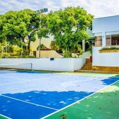 Отель Boutique Villa Casuarianas Колумбия, Кали - отзывы, цены и фото номеров - забронировать отель Boutique Villa Casuarianas онлайн спортивное сооружение