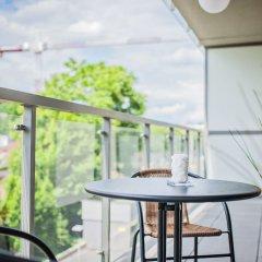 Отель Apartamenty Homely Place City балкон