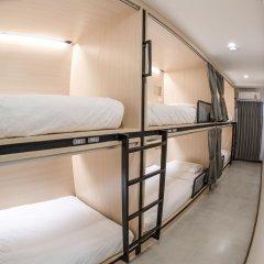 Naratel Hostel Bangkok Бангкок удобства в номере фото 2