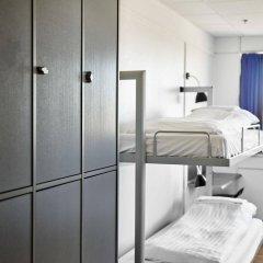 Отель Danhostel Copenhagen City - Hostel Дания, Копенгаген - 1 отзыв об отеле, цены и фото номеров - забронировать отель Danhostel Copenhagen City - Hostel онлайн комната для гостей фото 3