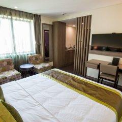 Отель Kuretakeso Tho Nhuom 84 Вьетнам, Ханой - отзывы, цены и фото номеров - забронировать отель Kuretakeso Tho Nhuom 84 онлайн комната для гостей фото 4
