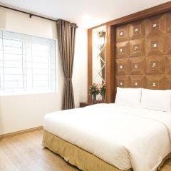 Отель The Ky Moi Hotel Вьетнам, Ханой - отзывы, цены и фото номеров - забронировать отель The Ky Moi Hotel онлайн комната для гостей фото 4