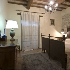 Отель Casale del Monsignore Сполето удобства в номере