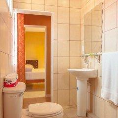 Отель Signature Inn Гайана, Джорджтаун - отзывы, цены и фото номеров - забронировать отель Signature Inn онлайн ванная