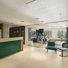 Hotel Ramada Pitesti фитнесс-зал
