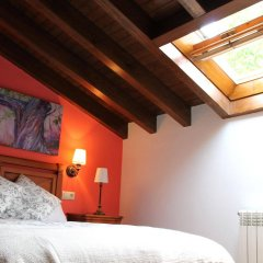 Отель La Covarada сейф в номере