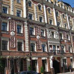 Гостиница Подол Плаза Киев вид на фасад