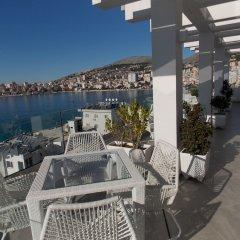 Отель New Heaven Албания, Саранда - отзывы, цены и фото номеров - забронировать отель New Heaven онлайн бассейн фото 3