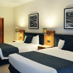 Cavalieri Art Hotel сейф в номере