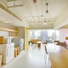 Отель Urbana Langsuan Бангкок комната для гостей фото 5