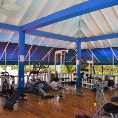 Отель Franklyn D. Resort & Spa All Inclusive фитнесс-зал фото 3