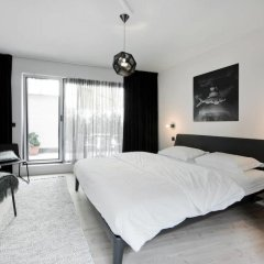 Отель B&B Lucy in the Sky Антверпен комната для гостей фото 5