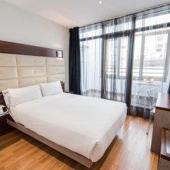 Отель Petit Palace Cliper Gran Vía Испания, Мадрид - отзывы, цены и фото номеров - забронировать отель Petit Palace Cliper Gran Vía онлайн комната для гостей фото 2