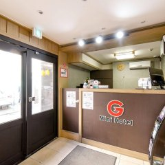 G Mini Hotel Dongdaemun интерьер отеля