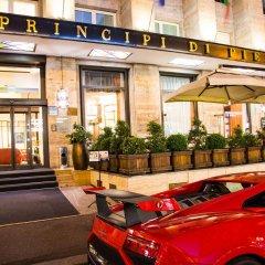 Отель Principi di Piemonte - UNA Esperienze Италия, Турин - отзывы, цены и фото номеров - забронировать отель Principi di Piemonte - UNA Esperienze онлайн парковка