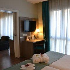 Отель Serrano by Silken Испания, Мадрид - 1 отзыв об отеле, цены и фото номеров - забронировать отель Serrano by Silken онлайн комната для гостей