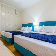 Апартаменты Victoria Queens Paradise Apartments комната для гостей фото 2
