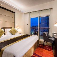 Отель Somerset Xu Hui Shanghai комната для гостей