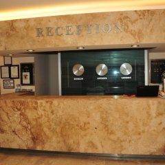 Nerton Hotel Сиде интерьер отеля
