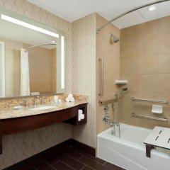 Отель Hilton Garden Inn Washington DC/Georgetown Area ванная