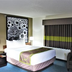 Отель Super 8 Emmetsburg комната для гостей фото 5