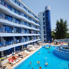 Aphrodite Hotel бассейн фото 2