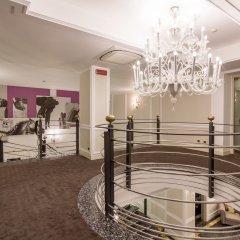 Отель Grande Albergo Roma Пьяченца интерьер отеля