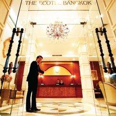 Отель Ecotel Бангкок интерьер отеля фото 3