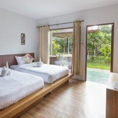 Отель Again At Naiharn Beach Resort 4* Улучшенный номер фото 3