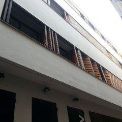 Отель Apartamentos Living Valencia Валенсия вид на фасад