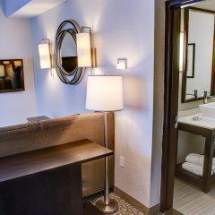 Cambria Hotel White Plains - Downtown удобства в номере фото 2