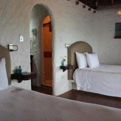Отель Las Nubes de Holbox комната для гостей фото 5