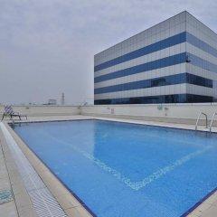 Отель Moon Valley Hotel apartments ОАЭ, Дубай - отзывы, цены и фото номеров - забронировать отель Moon Valley Hotel apartments онлайн бассейн фото 2