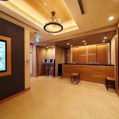 Отель Super Hotel Lohas Akasaka Япония, Токио - отзывы, цены и фото номеров - забронировать отель Super Hotel Lohas Akasaka онлайн интерьер отеля фото 3