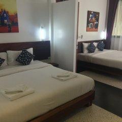 Отель Green View Village Resort комната для гостей фото 4