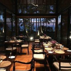 Отель The Villa by Contemporary Ceylon питание