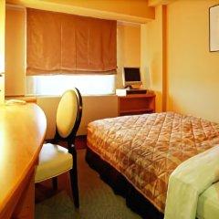 Отель Diamond Hotel Япония, Токио - 1 отзыв об отеле, цены и фото номеров - забронировать отель Diamond Hotel онлайн комната для гостей фото 2