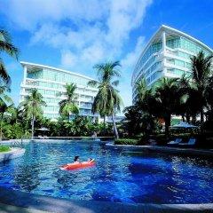 Отель Sunshine Resort Intime Sanya бассейн фото 2