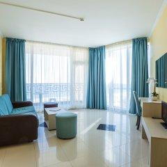 Отель Blue Pearl Hotel- Ultra All Inclusive Болгария, Солнечный берег - отзывы, цены и фото номеров - забронировать отель Blue Pearl Hotel- Ultra All Inclusive онлайн комната для гостей фото 5
