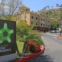 Отель Extended Stay America San Diego - Mission Valley - Stadium США, Сан-Диего - отзывы, цены и фото номеров - забронировать отель Extended Stay America San Diego - Mission Valley - Stadium онлайн городской автобус