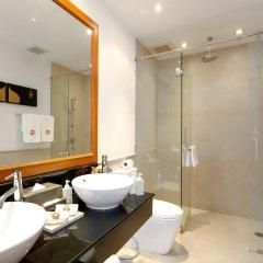 Отель Angsana Villas Resort Phuket Таиланд, пляж Банг-Тао - 2 отзыва об отеле, цены и фото номеров - забронировать отель Angsana Villas Resort Phuket онлайн ванная фото 2