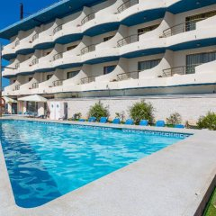 Отель Astuy Apartamentos Испания, Арнуэро - отзывы, цены и фото номеров - забронировать отель Astuy Apartamentos онлайн бассейн фото 2