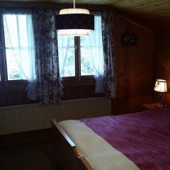 Отель Gstaad - Amazing Lake Chalet комната для гостей фото 5