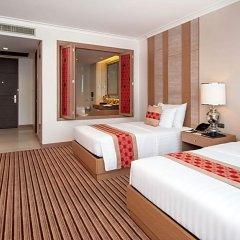 Отель Berkeley Pratunam Бангкок спа