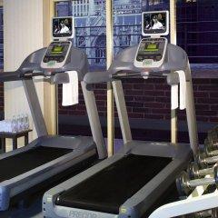 Отель Omni Berkshire Place США, Нью-Йорк - отзывы, цены и фото номеров - забронировать отель Omni Berkshire Place онлайн фитнесс-зал