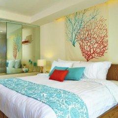 Отель Bandara Phuket Beach Resort 4* Стандартный номер с различными типами кроватей фото 2